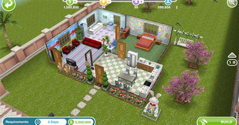 Sims Freeplay Second Floor Quest by Sims Freeplay Architect Homes Easter Edition