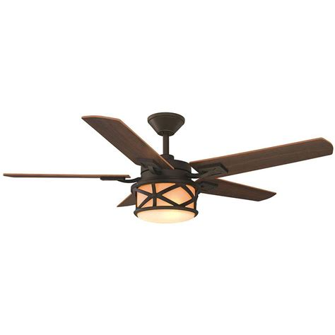 Home Decorators Collection Ceiling Fan by Home Decorators Collection Copley 52 In Indoor Outdoor