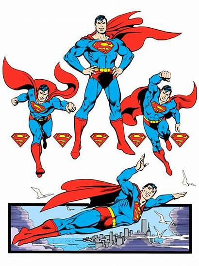 Dc Superman Comic Comics Luis 1982 Guide