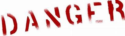 Danger Word Transparent Grunge Onlygfx Px Resolution