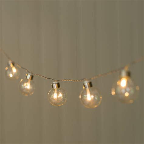 little light bulb moments garland by the flower studio