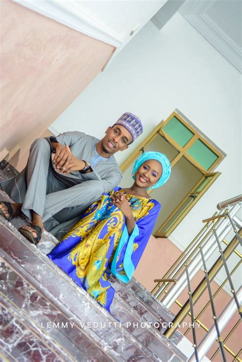 arewa love halima farouks pre wedding