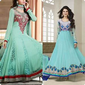 Stylish and New Indian Frock Designs For 2017-2018 ...