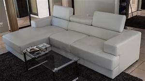 review us pride furniture gabriel white leather With gabriel leather contemporary sectional sofa set
