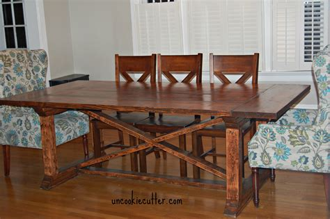 diy table   removable top