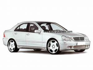 Mercedes Classe A 2000 : mercedes classe c 2000 careos ~ Medecine-chirurgie-esthetiques.com Avis de Voitures