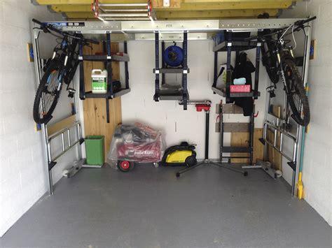 agencer garage avec les solutions de rangement lodus