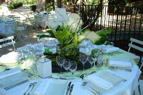 decoration de table zen mariage