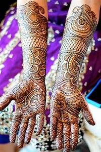Latest Bridal Henna Designs 2017 Facebook Pictures