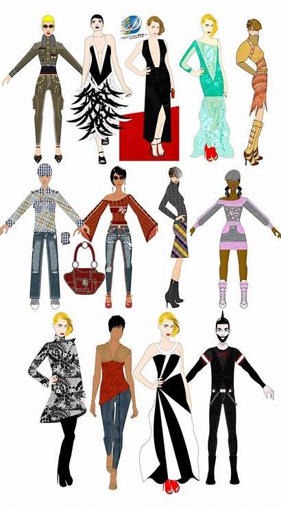 Digital Pro Clothing Designer Software Sketches Sketch