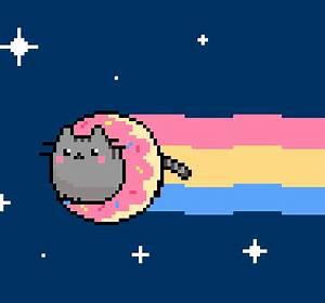 Nyan Cat GIFs - Get the best GIF on GIPHY