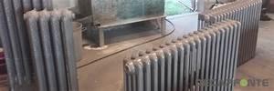 Peinture Pour Radiateur En Fonte : sablage radiateur r novation peinture ~ Premium-room.com Idées de Décoration