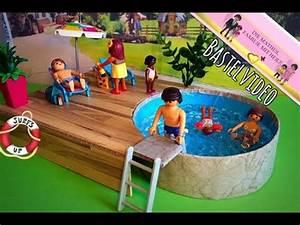 Playmobil Pool Selber Basteln Pimp My Playmobil YouTube