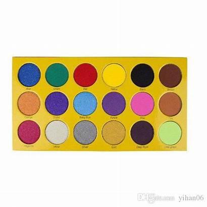 Crayons Eye Shadow Colorful Pressed Powder Palette