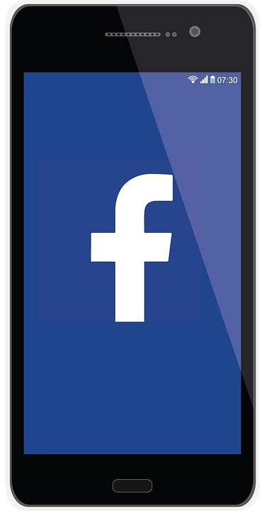 Facehook Mobile by Ilustraci 243 N Gratis M 243 Vil Mobile Phone