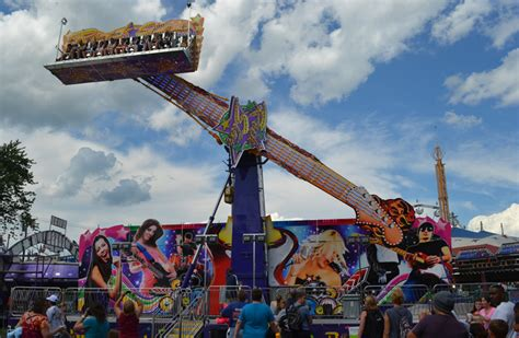 Amusement Carnival Rides Fair