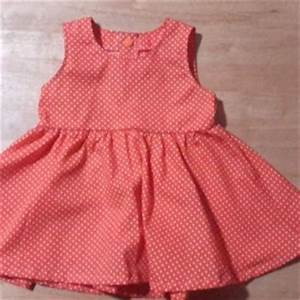 robe fille archives page 2 sur 4 pop couture With patron robe bébé gratuit