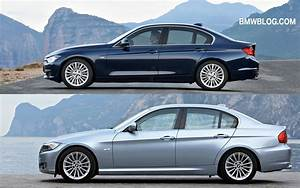 Bmw Serie 3 E90 : photo comparison f30 bmw 3 series vs e90 3 series ~ Farleysfitness.com Idées de Décoration
