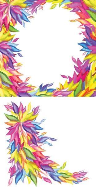 leaves shape photoshop  vector