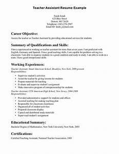 teacher assistant resume writing http jobresumesample With free teacher assistant resume template