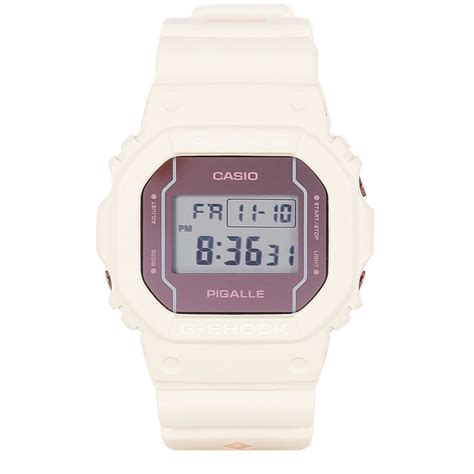 Casio Bianco by Casio G Shock Orologio Bianco Feat Pigalle Limited Edition
