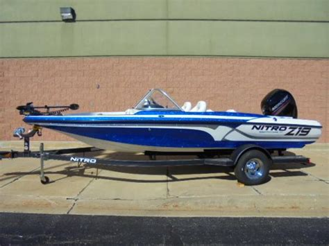Nitro Bass Ski Boat by Nitro Z19 Sport Bass Boats New In Sterling Heights Mi Us