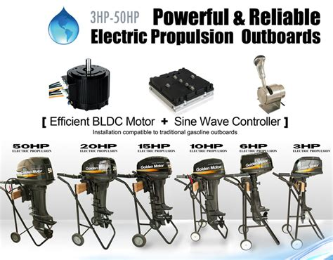 Electric Propulsion Motor by Electric Propulsion Outboard Ezoutboard Ez Outboard