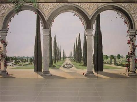 deco trompe l oeil mural 42 best images about trompe l oeil views on italy cloud ceiling and original