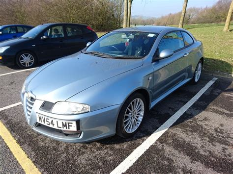 Alfa Romeo Gt For Sale by Used 2004 Alfa Romeo Gt Coupe Jtd For Sale In