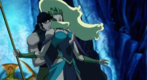 Le Prince Des Dragons La Nouvelle S 233 Rie D Heroic Image Justice League Throne Of Atlantis 16