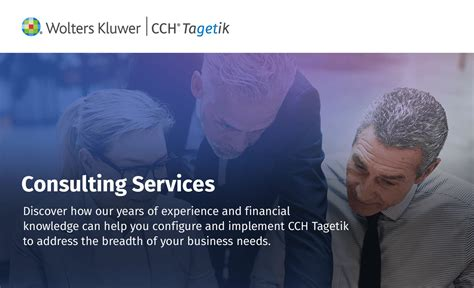consulting services cch tagetik