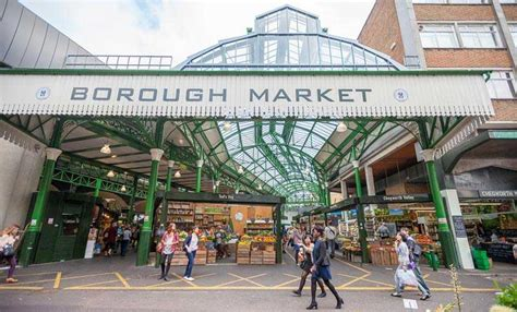 borough market attack borough market attack restaurants bars and pubs respond