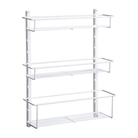 Closetmaid Spice Rack by Closetmaid Adjustable Spice Organizer 7399600 R 233 No D 233 P 244 T
