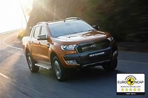 Nouveau Ford Ranger : le nouveau pick up ford ranger 5 toiles aux tests euro ncap ~ Medecine-chirurgie-esthetiques.com Avis de Voitures