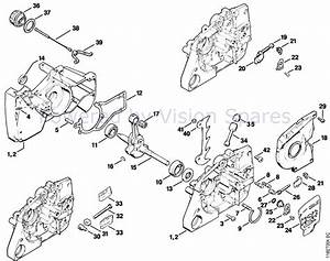 33 Stihl 028 Av Parts Diagram
