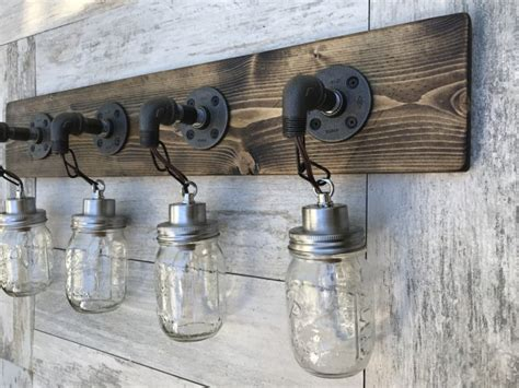 Rustic Bathroom Light Fixtures by 4 Country Style Pendant Vanity Light Fixture Aftcra