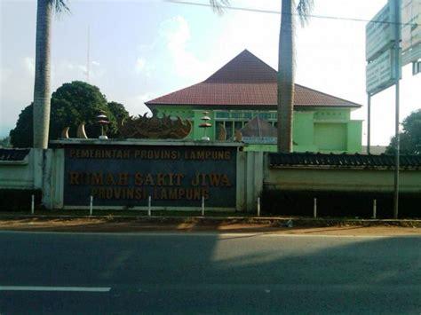 rumah sakit jiwa daerah provinsi lampung siap berstatus badan layanan umum daerah blud penuh