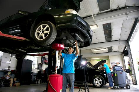 Car Service In by Car Service Repair Pepes Auto Repair