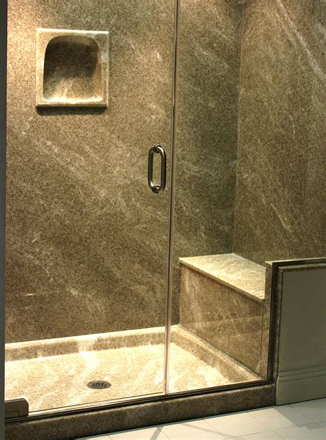 molding and trim shower packages tere