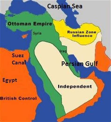 Ottoman Empire Middle East by The World War For 1914 1918 Similarities With