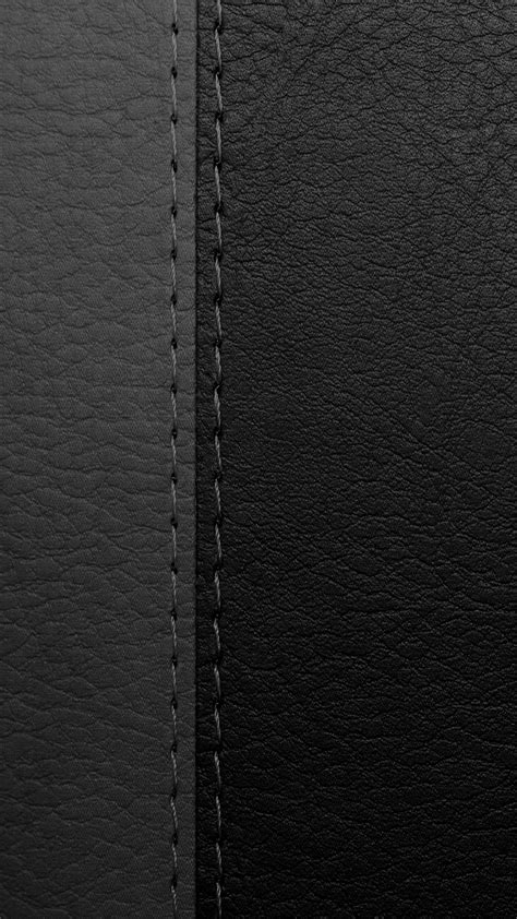 Ultra Hd Black Leather Wallpaper For Your Mobile Phone 0322