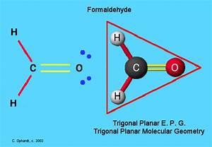 Trigonal Planar Molecular Geometry