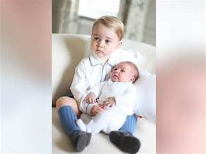 Royal Family Releases New Photos of Prince George ...