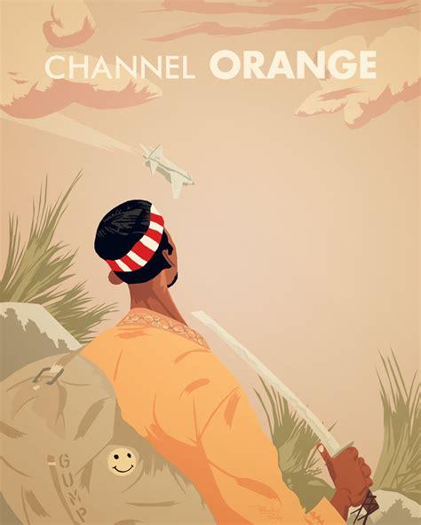 Channel Orange Wallpaper by Pathetic Pixels 187 Channel Orange