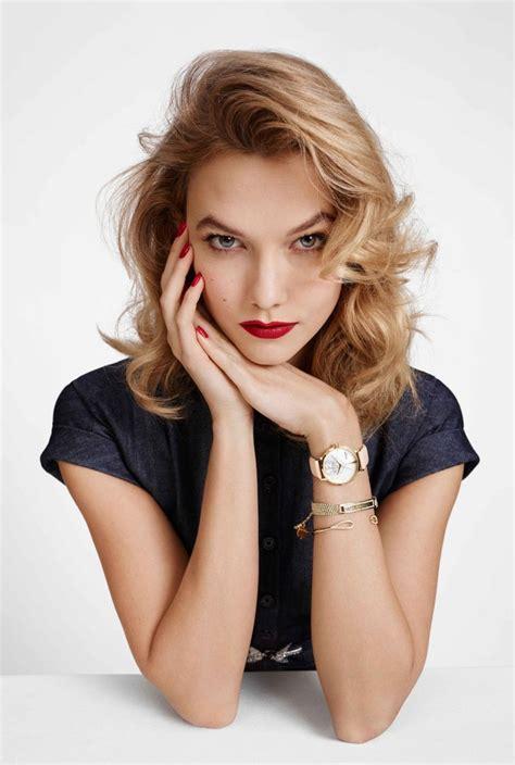Karlie Kloss Kate Spade Holiday 2015 Ad Campaign Karlie
