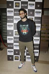 Siddhant Chaturvedi Host Gully Boy Special Screening For ...