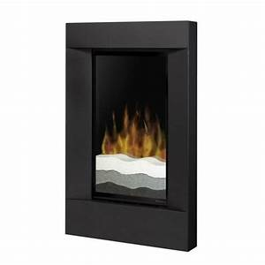 Dimplex Electraflame Wall Mount Electric Fireplace in