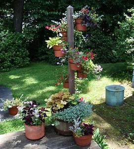 container gardening ideas corner