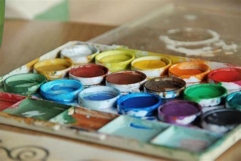 characteristics of watercolor paint