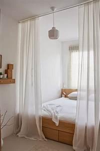 Voile De Lit : le ciel de lit qui va changer l ambiance chez vous ~ Teatrodelosmanantiales.com Idées de Décoration